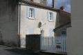 Maison avec cour et garage