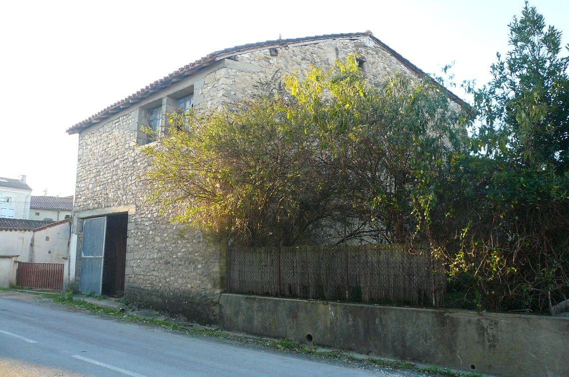 Grange à restaurer pour transformation en habitation