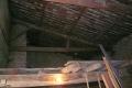 Maison en pierre restaurée