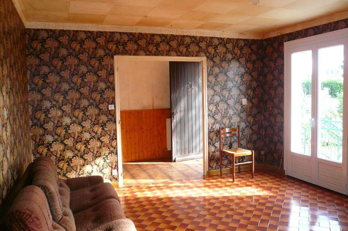Maison de 1975 à rénover intérieurement