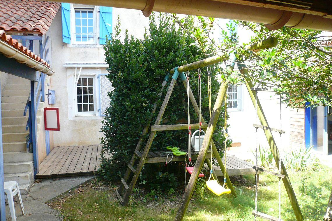 Maison de charme avec cadre paisible