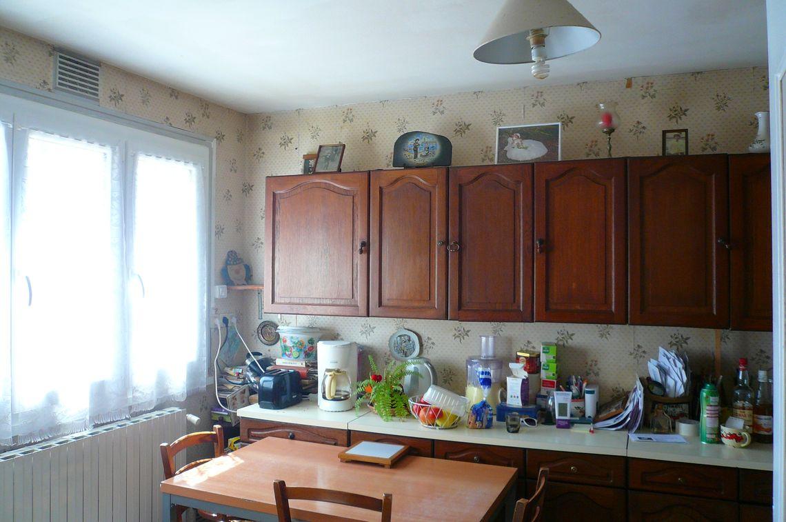 Maison de plain-pied, fonctionnelle avec 4 chambres en Charente