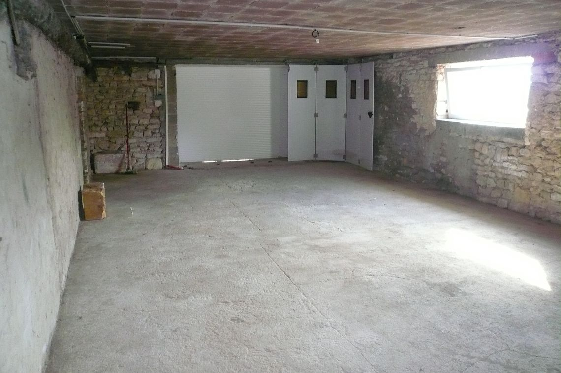 Grand sous-sol