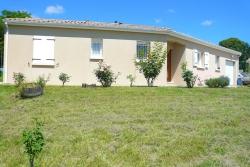 adequat : Maison de plain-pied récente en Charente