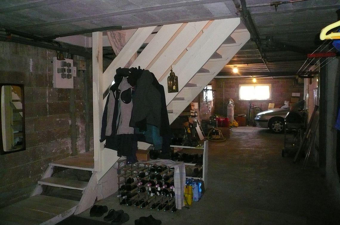 Maison sur sous-sol hors normes