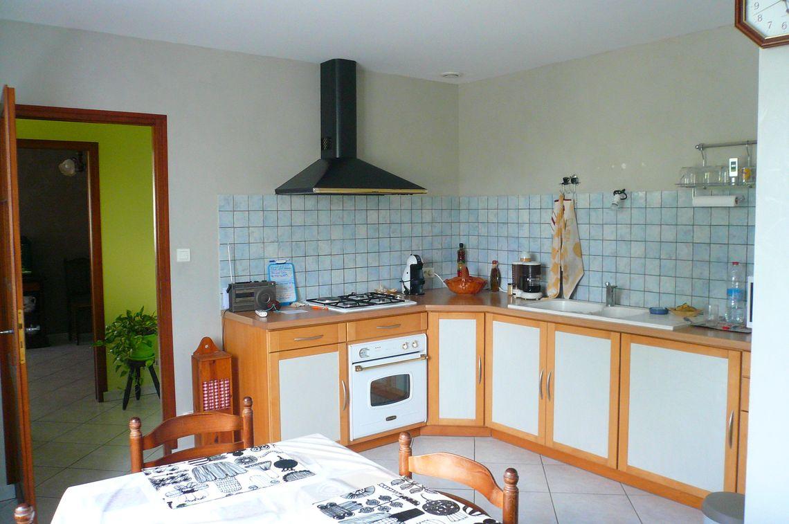 Maison de plain-pied fonctionnelle et lumineuse
