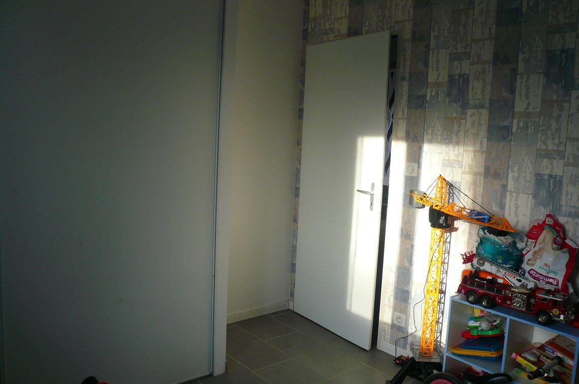 Maison fonctionnelle et lumineuse
