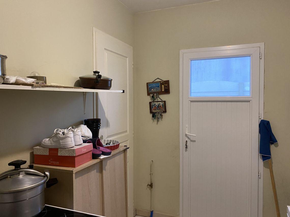 Agencement de cette maison de plain-pied fonctionnelle avec 3 chambres