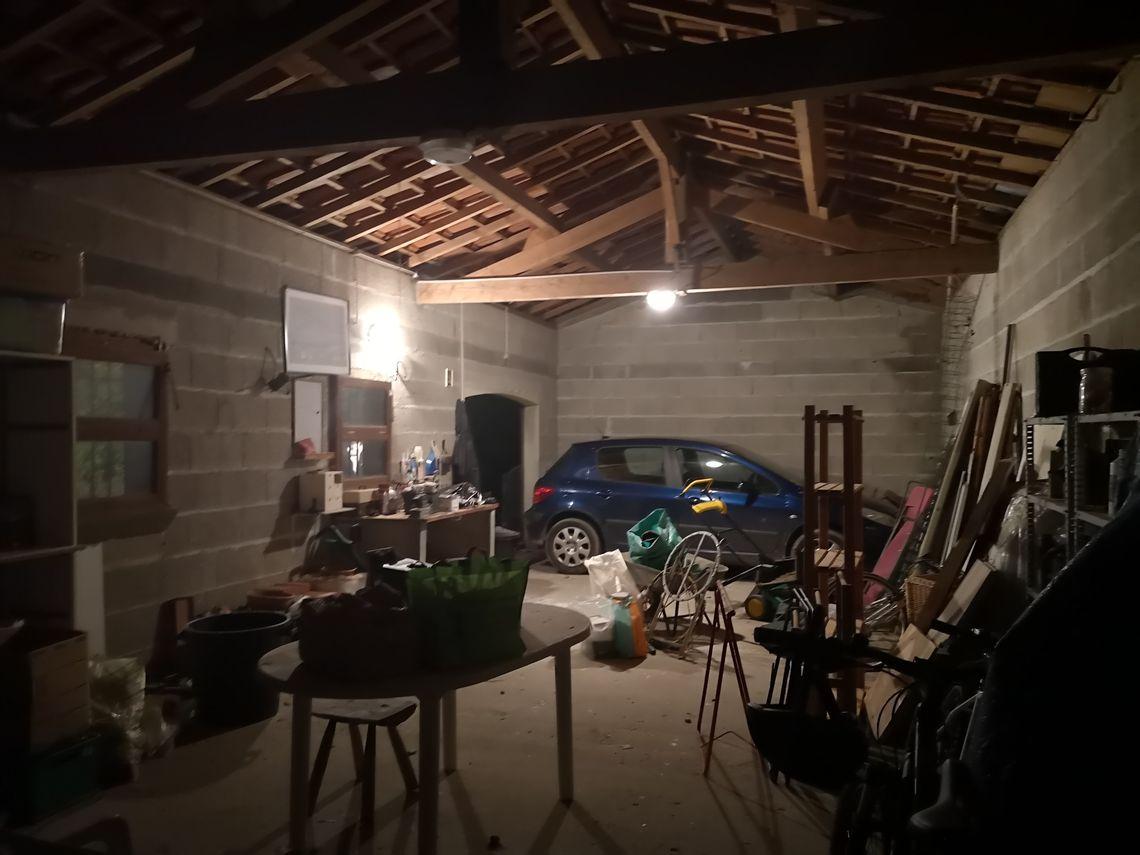 Agencement de cette maison de plain-pied à l'Isle d'Espagnac