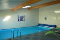 Maison avec piscine intérieure