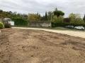 Terrain plat facile à construire