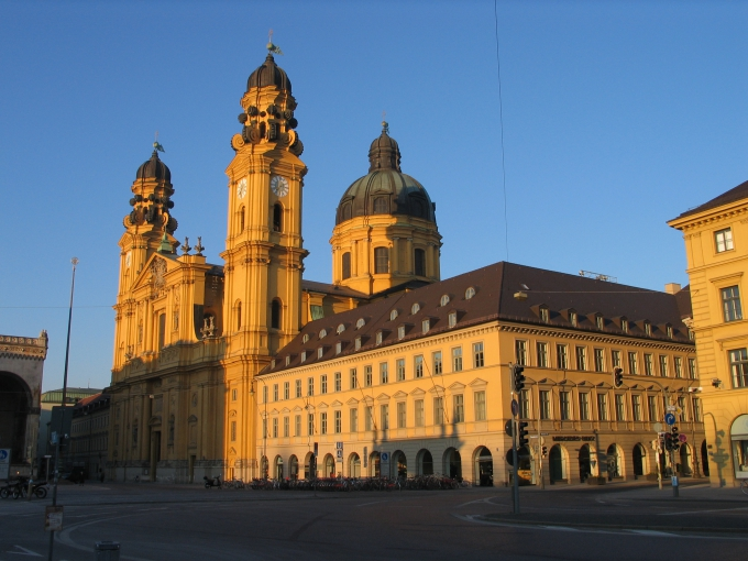 Un programme sur-mesure pour voyager à Munich