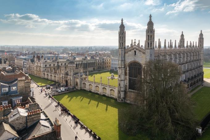 Un programme sur-mesure pour voyager à Cambridge