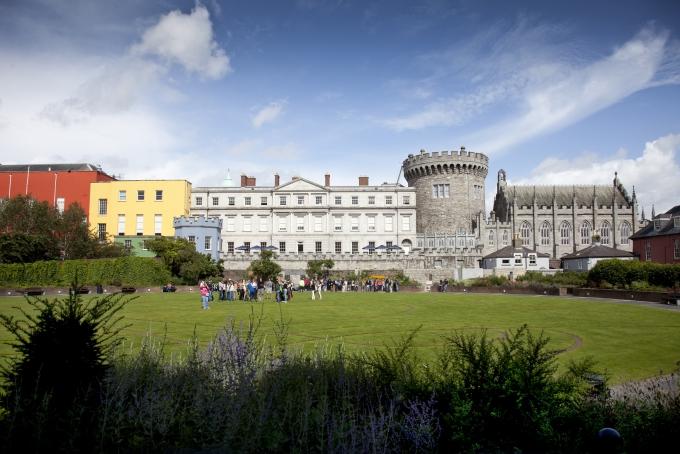 Un séjour en Irlande dans une ambiance internationale