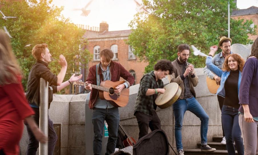 Immersion, activités et cours à Dublin