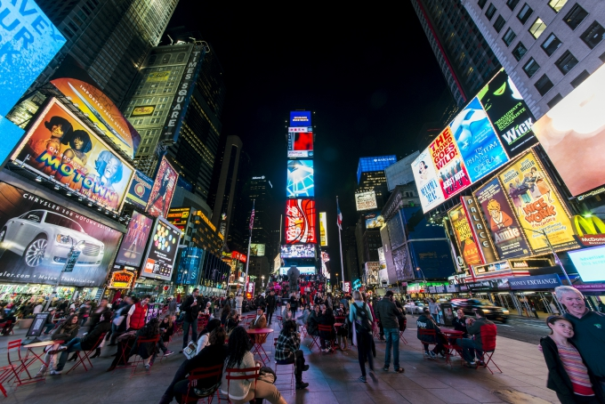 Un programme pour voyager à New York