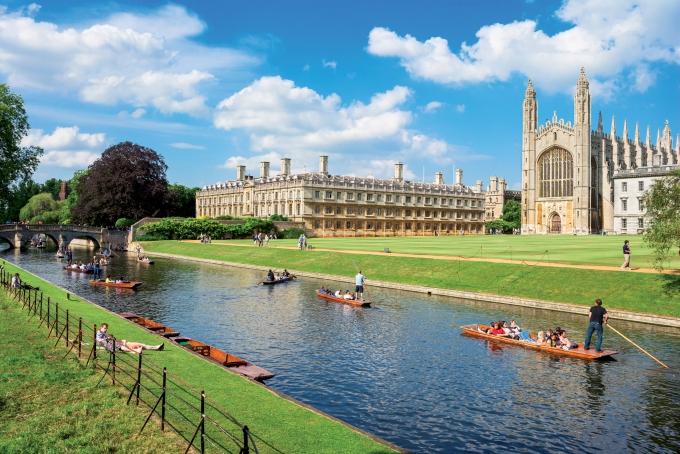 Un séjour studieux à Cambridge