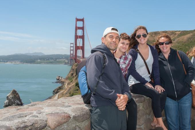 Une immersion en famille hôtesse aux USA