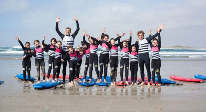 Surf with style ! En France oui, mais en anglais !